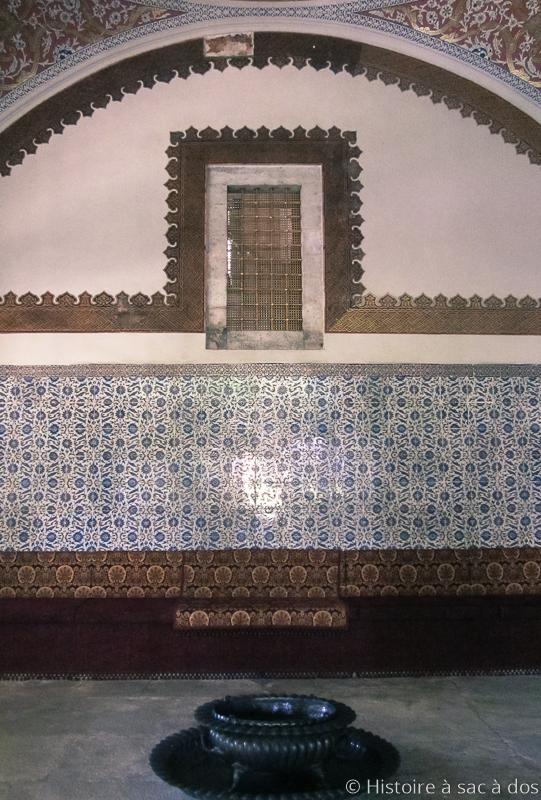 Le Divan, salle du conseil impérial