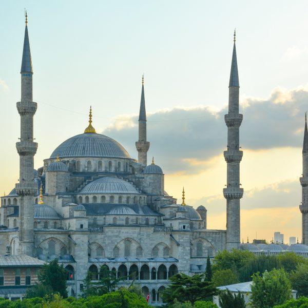 Mezquita azul de Estambul - Foto de Adli Wahid