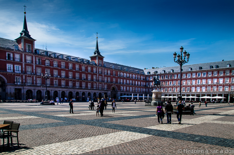"""Plaza Mayor"" de Madrid"