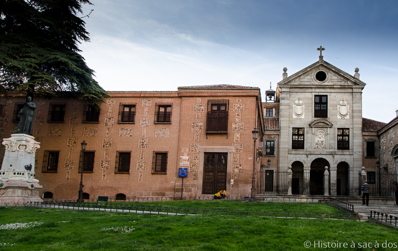 "Couvent de la ""Encarnacion"" de Madrid"