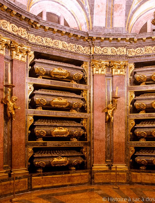 Caveau royal del Escorial