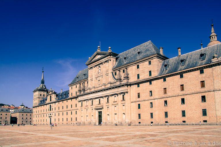 Monastère royal El Escorial en Espagne