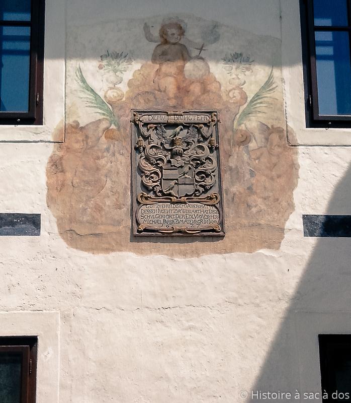 Ancienne école municipale de Skofja Loka
