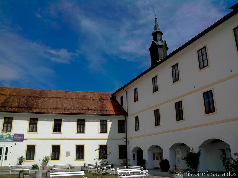Château de Skofja Loka