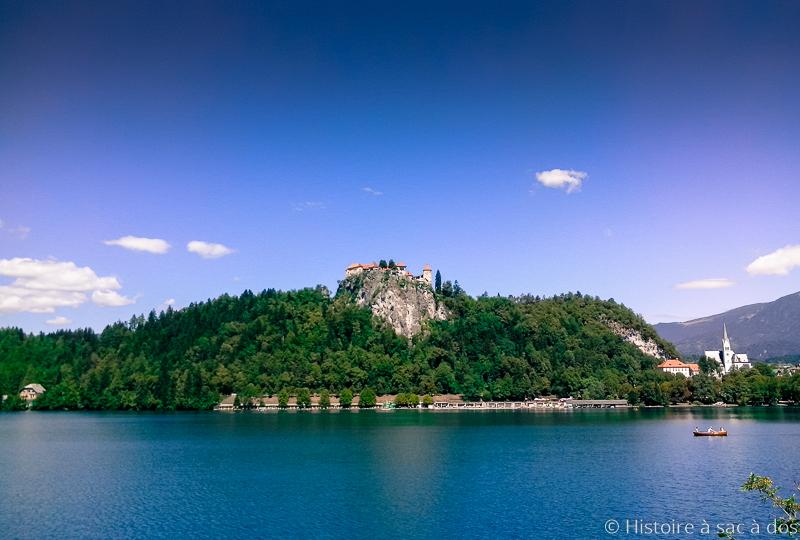 Château de Bled en Slovénie