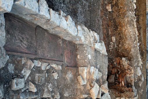 Site archéologique de Nîmes