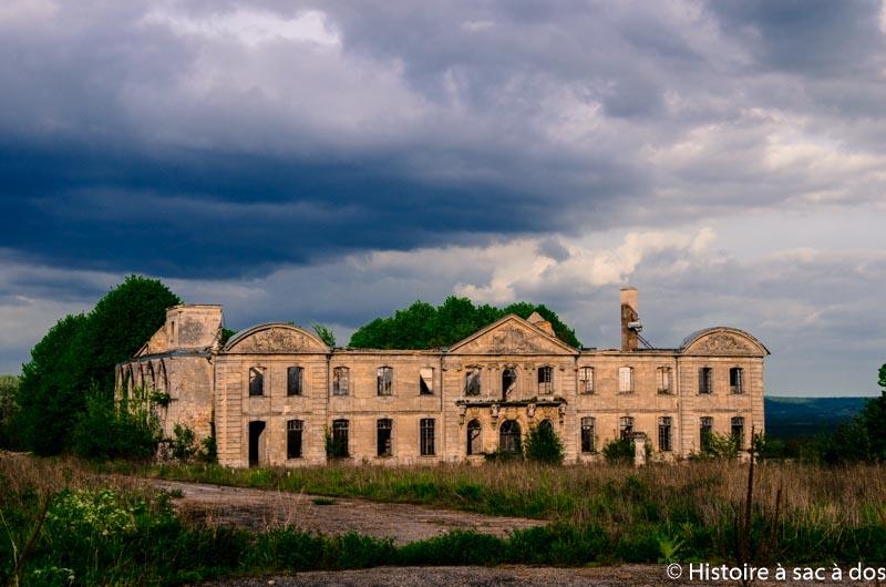 Abbaye de Saint-Vincent à Laon