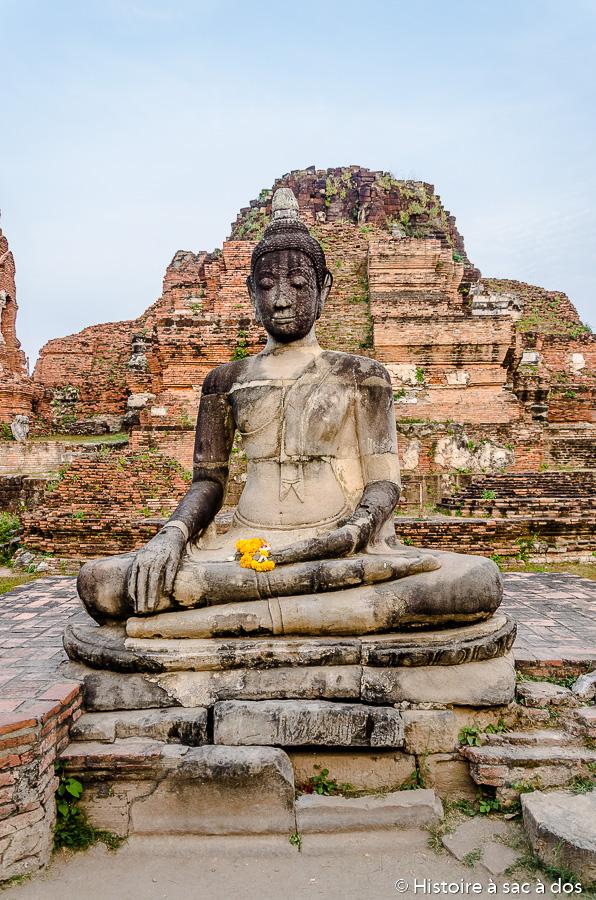 Bouddha assis du Wat Mahathat