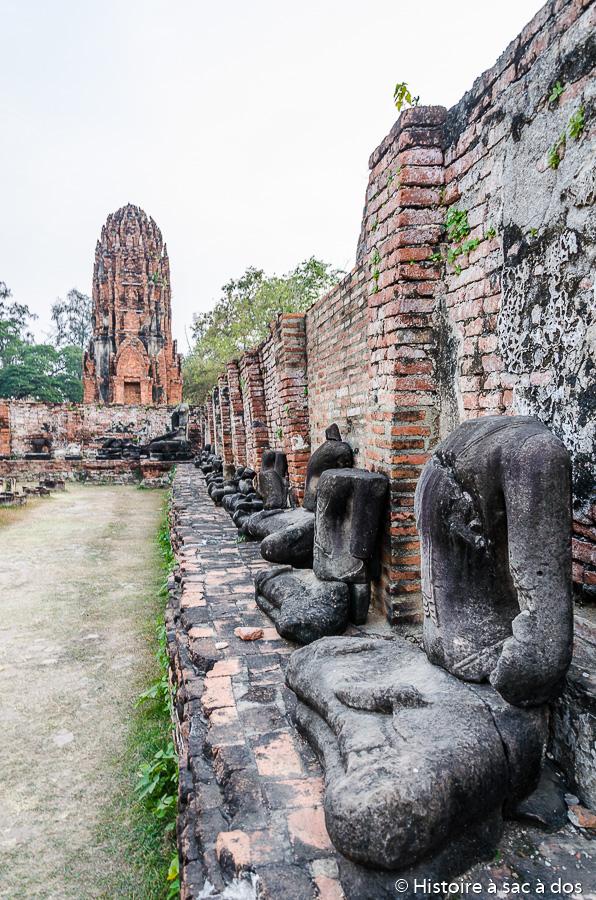Wat Mahathat d'Ayutthaya