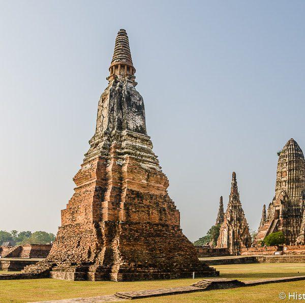 Temple Wat Chaiwatthanaram