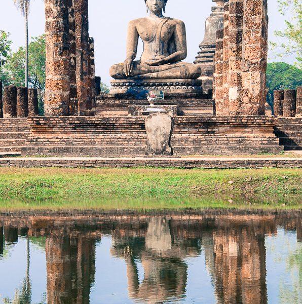 Wat Mahathat de Sukhothai