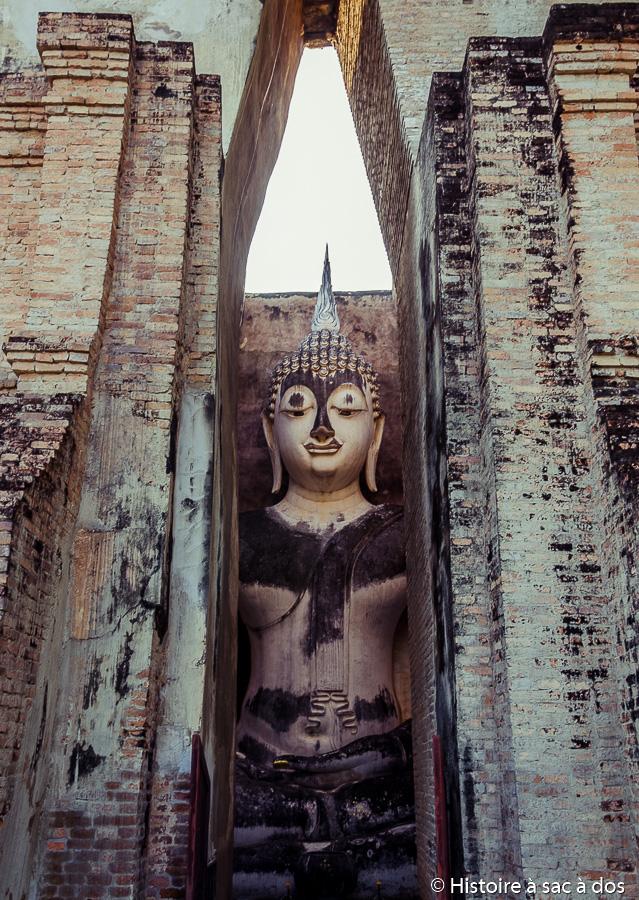 Wat Si Chum de Sukhothai