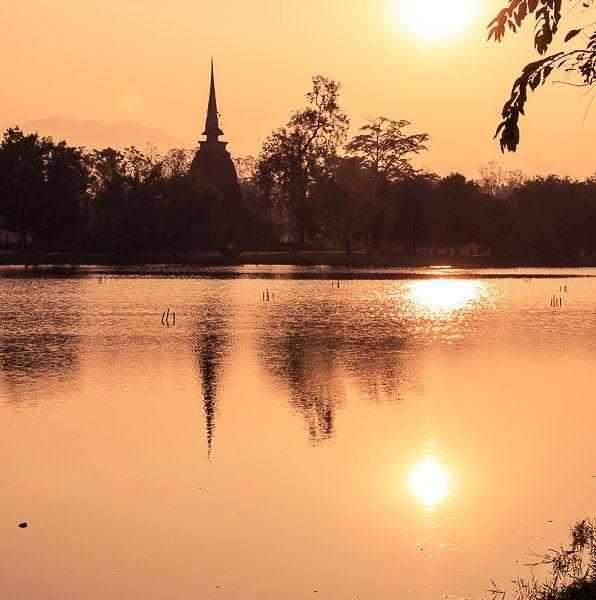 Parc de Sukhothai - Thaïlande