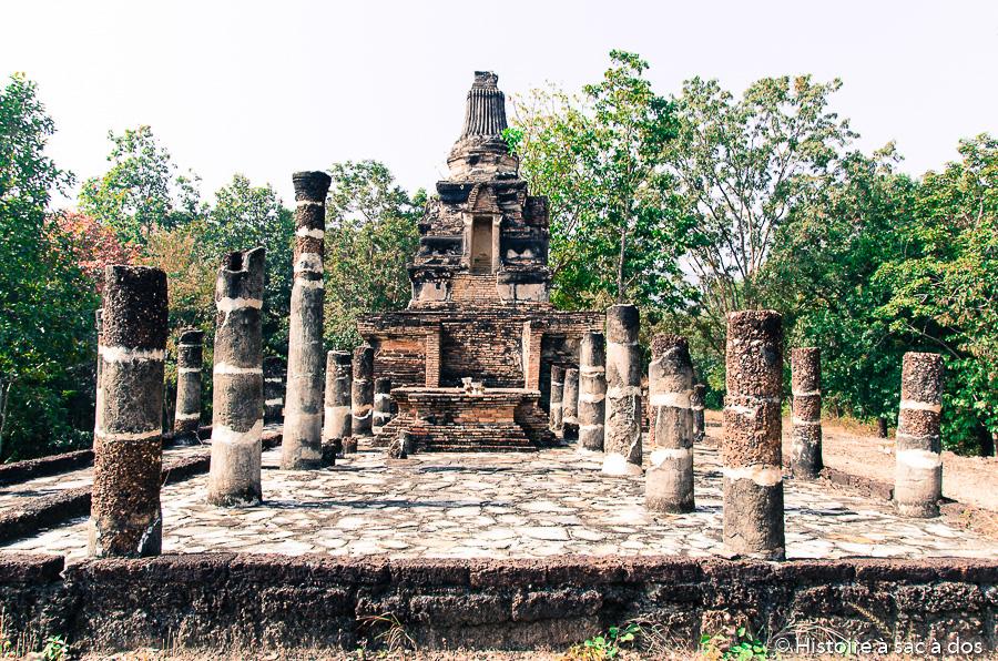 Temple de Sukhothai