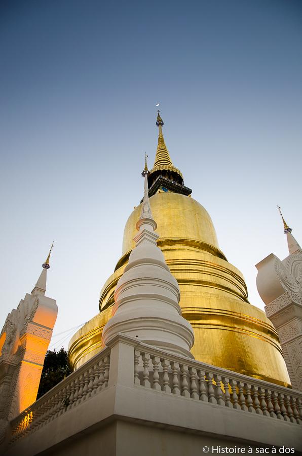 Wat Suan Dok de Chiang Mai