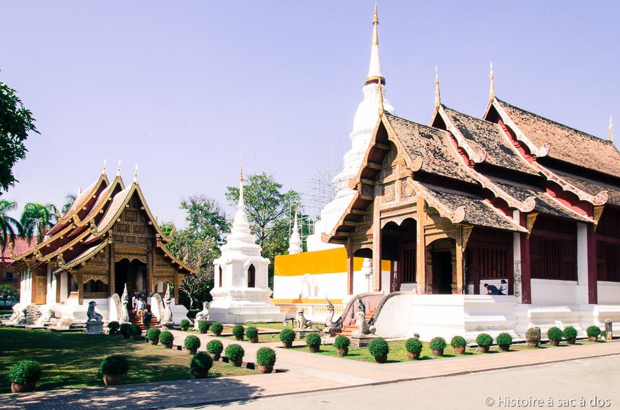 Wat Phra Sing de Chiang Mai