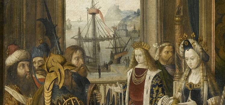 Exposition Voyager au Moyen-Âge