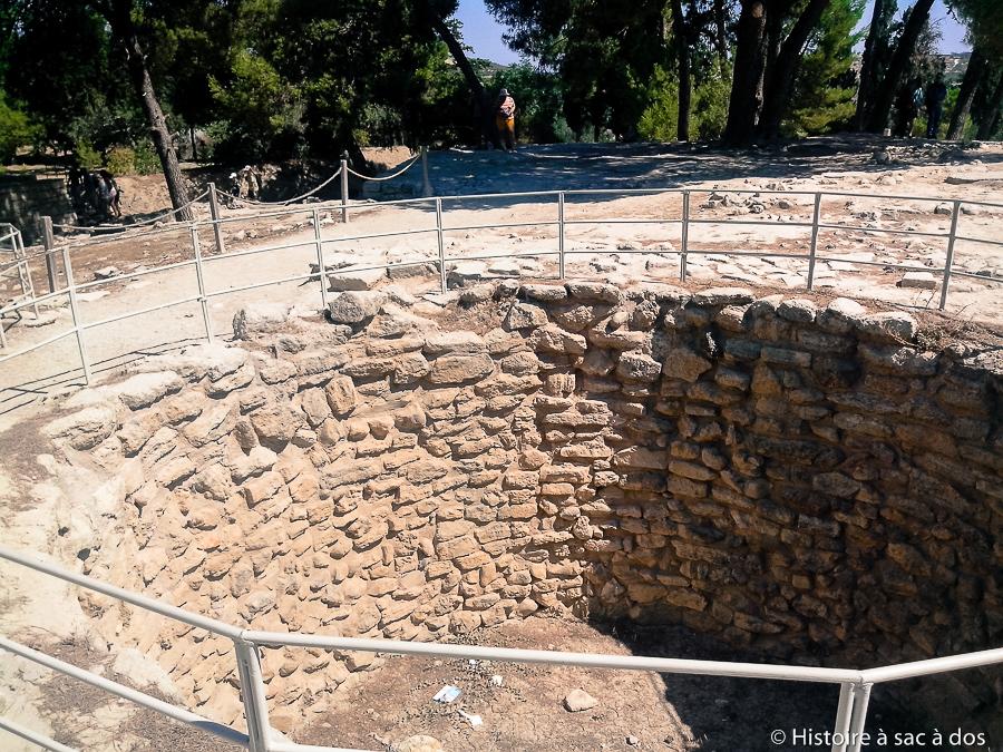 Kouloures du palais de Cnossos