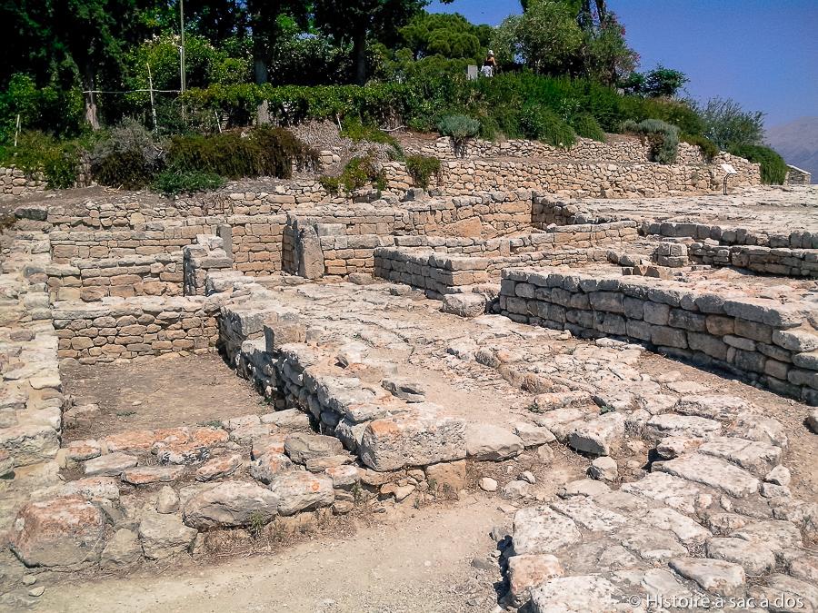 Maison hellénistique du palais de Phaistos