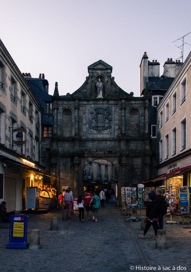 Porte Saint-Vincent de Vannes