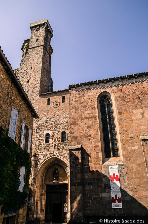 Eglise Saint-Michel - Cordes sur Ciel