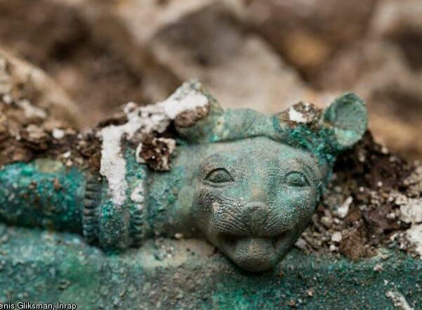 Tombe celte de Lavau