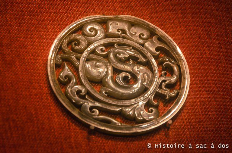 Disque en jade - Tombeau de Zhao Mo roi de Nanyue - Canton - Chine