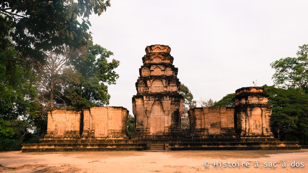 Temple hindouiste Prasat Kravan - Début du Xème siècle - Angkor