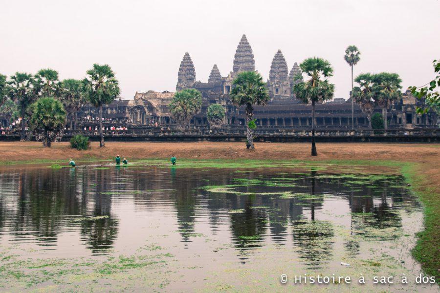 Angkor Wat - Site archéologique d'Angkor - Cambodge