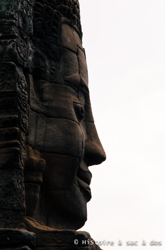 Tour à visages du Bayon - Angkor Thom