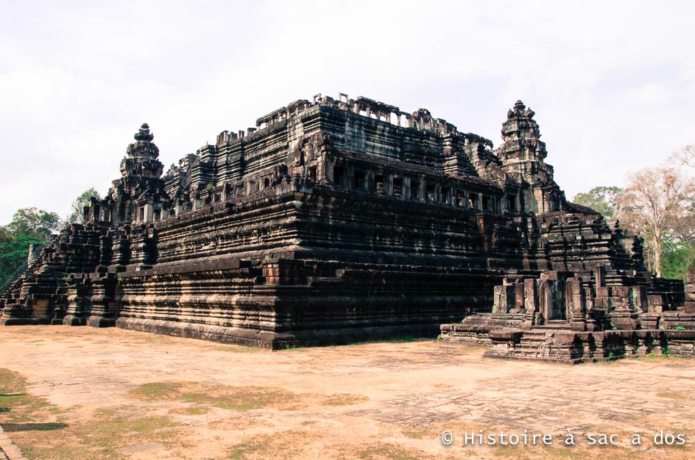 Temple Baphuon - Angkor