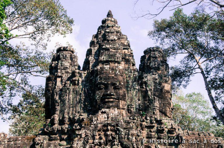 Porte de la victoire - Angkor Thom