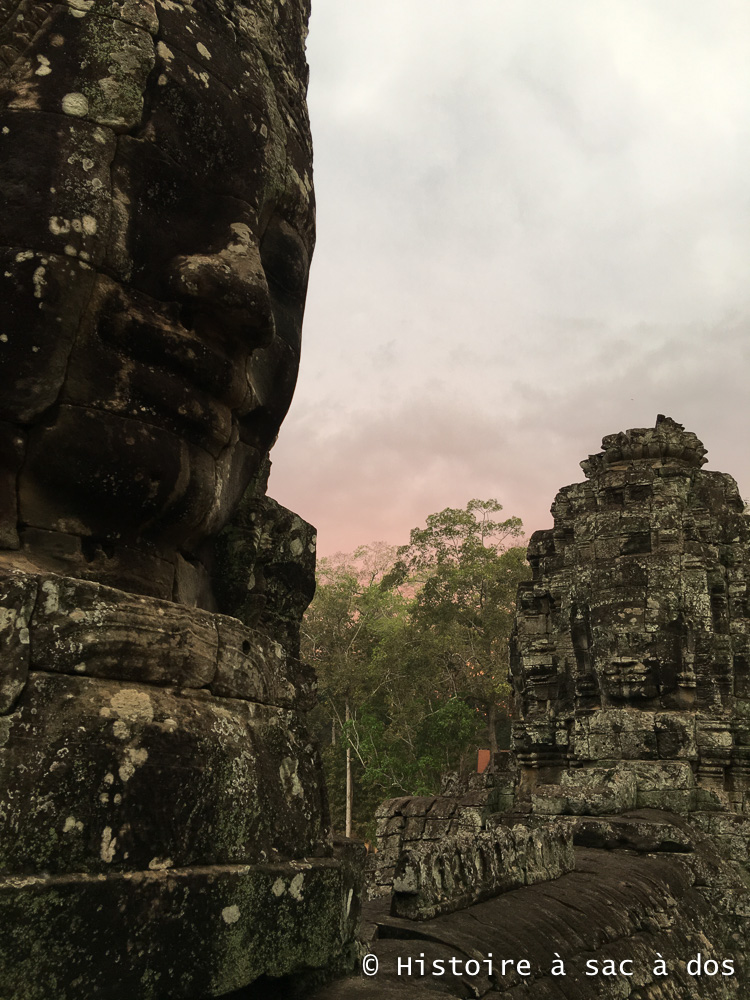 Tour à quatre visages - Bayon - Angkor Thom