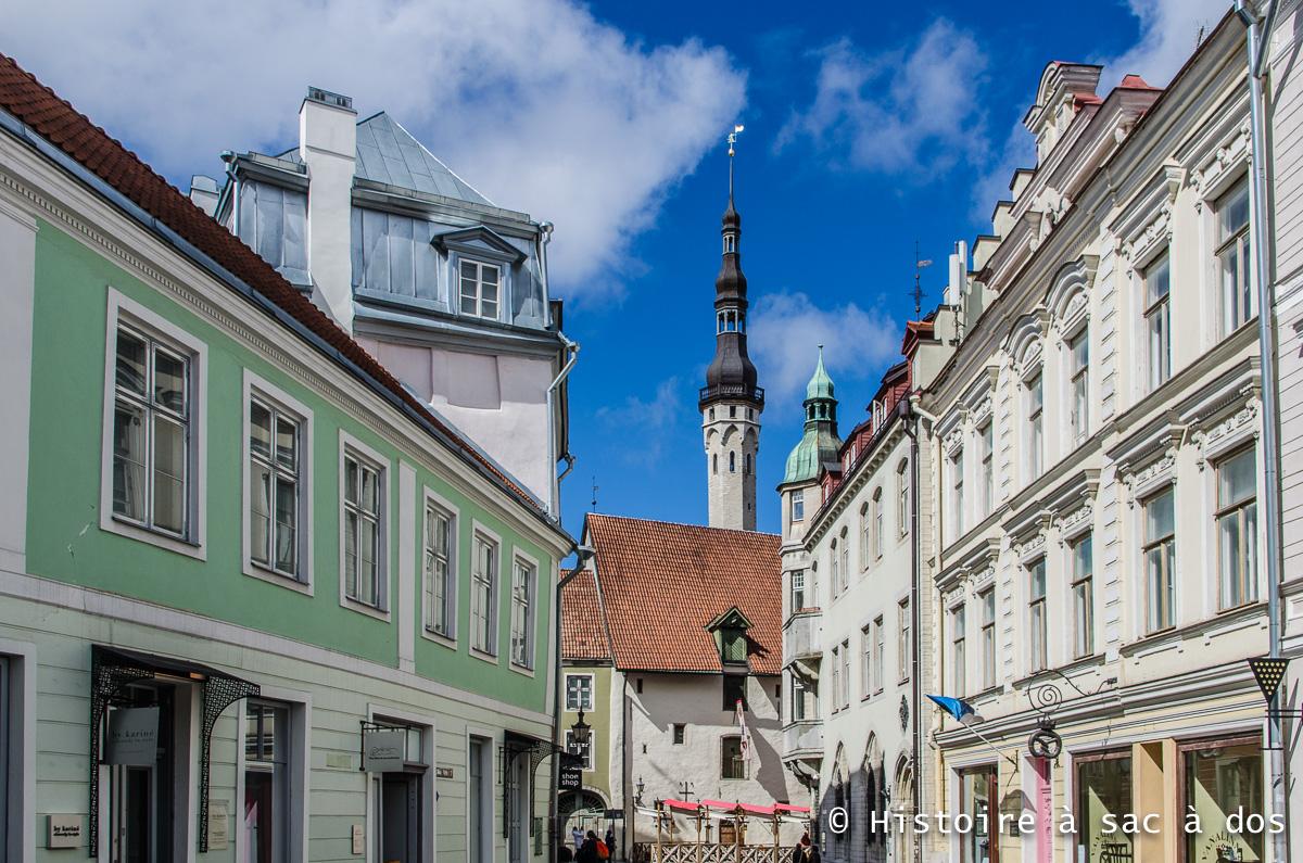 Vielle ville de Tallinn