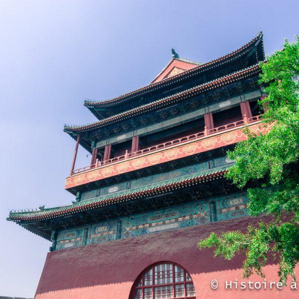 Tour du tambour - Pékin - Chine