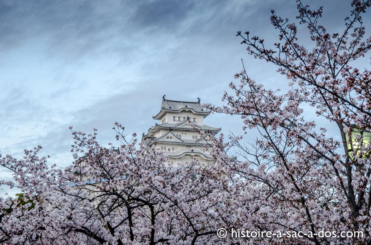 Chateau d'Himeji - Japon