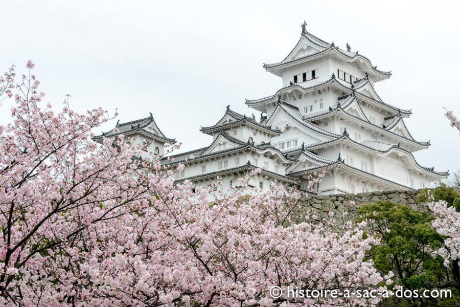 Chateau d'Himeji, Japon