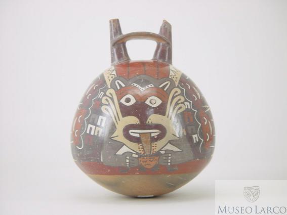 Céramique Nasca - Museo Larco, Lima