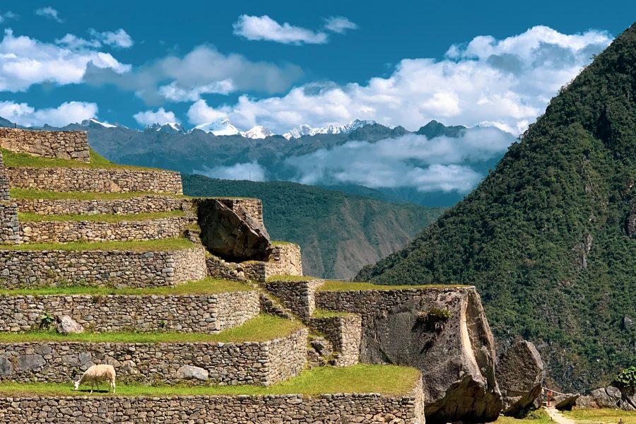 Machu Picchu, Pérou