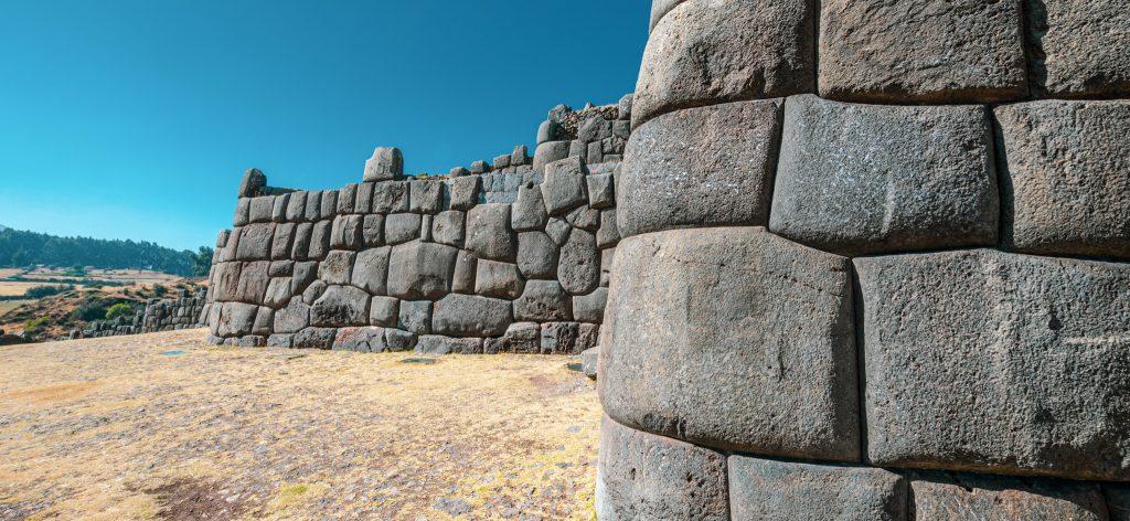 Sacsayhuaman, Cusco, Pérou.