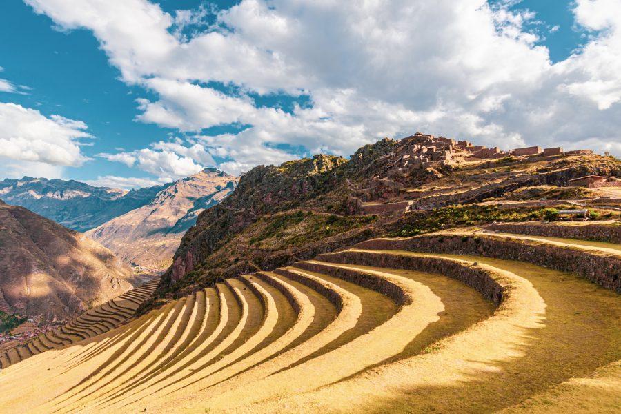 Site archéologique de Pisac, Pérou
