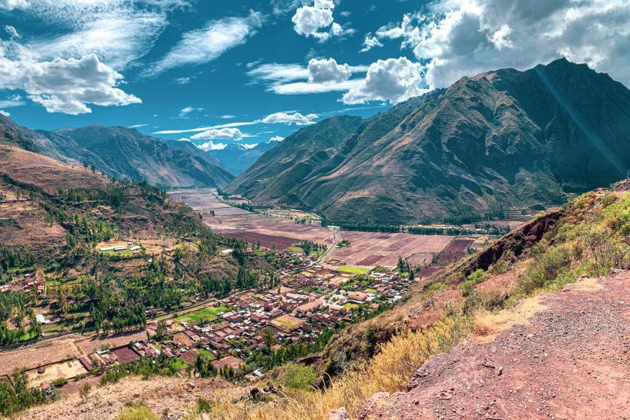Vallée Sacrée, Pérou.